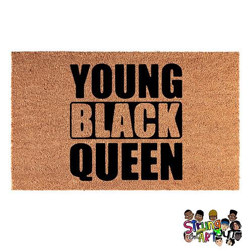 Young Black Queen