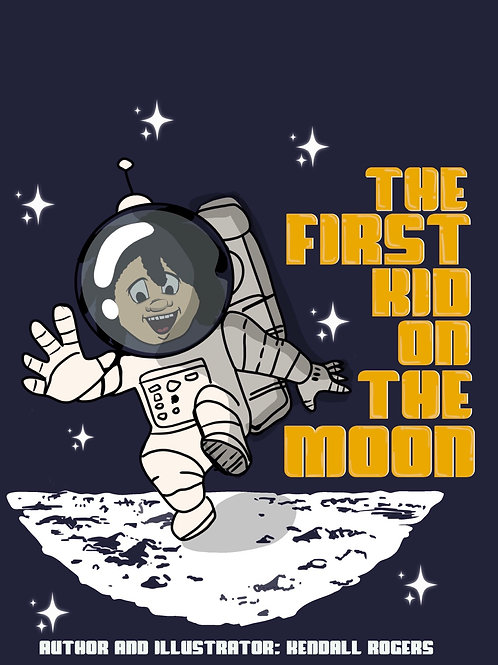 The First Kid On The Moon