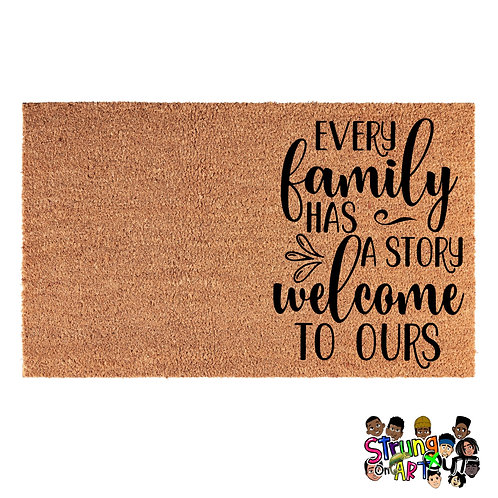 Every Family Has A Store Welcome to Ours