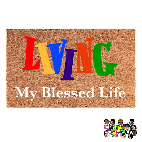 Living My Blessed Life