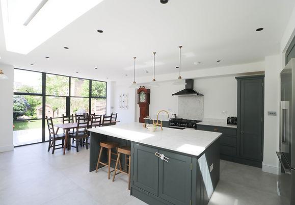 side return extension kitchen