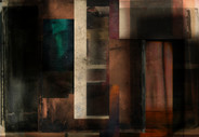 Fragment of a quiet house, No.2