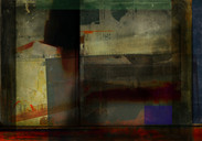 Fragment of a quiet house, No.9