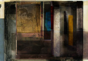 Fragment of a quiet house, No.1