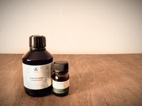 ROSE DE DAMAS / Calendula-infused Oil