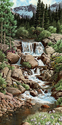 Watercolor, artist, watercolorartist, colorado, naturalist, joe beckner, joe Beckner artist, joe beckner paintings, nature scenes, nature, giclee, lithographs, art, denver, commission, buffalo, scene, nature scene