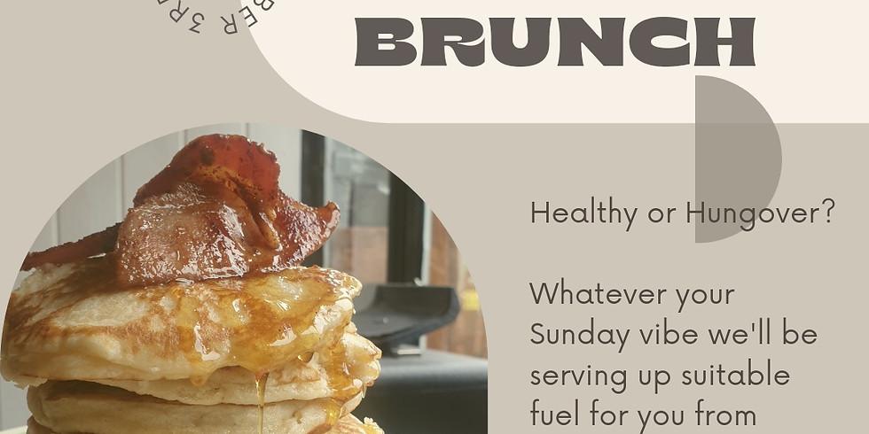 Sunday Brunch by Northern Soul Kitchen