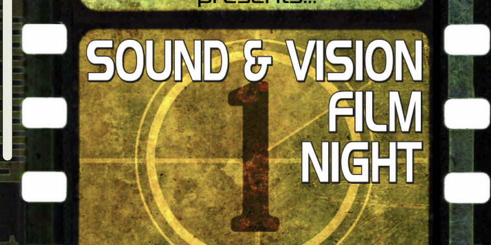 Sound & Vision Film Night