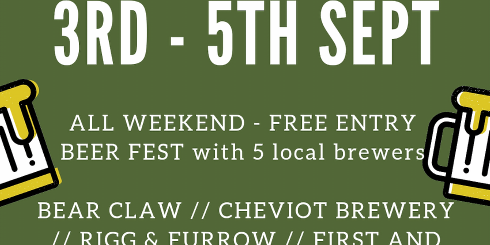 Radio Rooms Beer Fest!