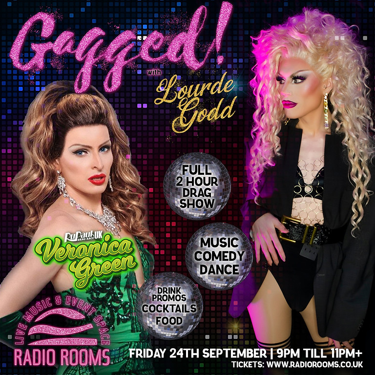 Gagged! with Lourde Godd and Veronica Green