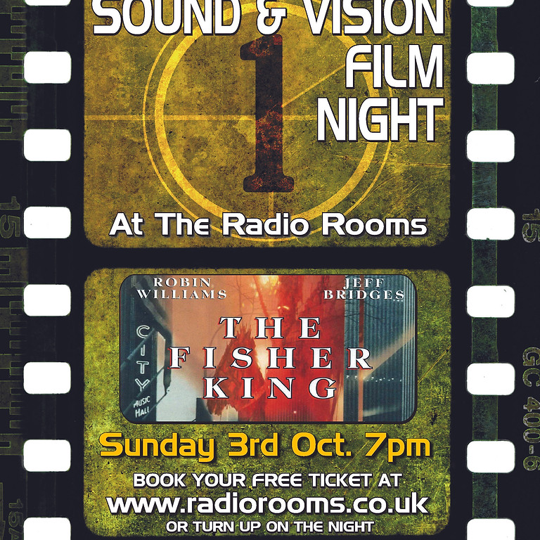 Sound and Vision Film Night: The Fisher King