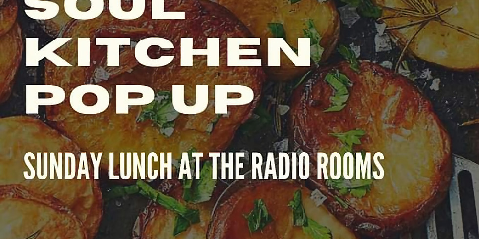 Sunday Lunch with Northern Soul Kitchen