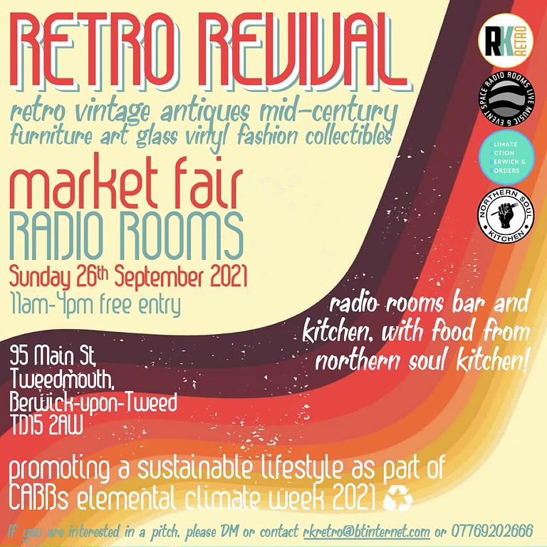 Retro Revival- Market Fair