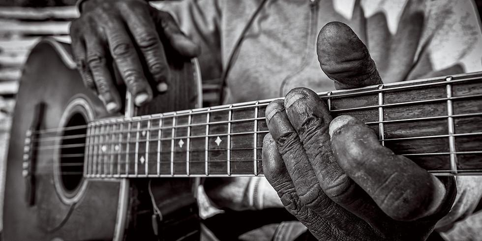 Blues Night- Steve Morrison Blues and Salmon City Blues