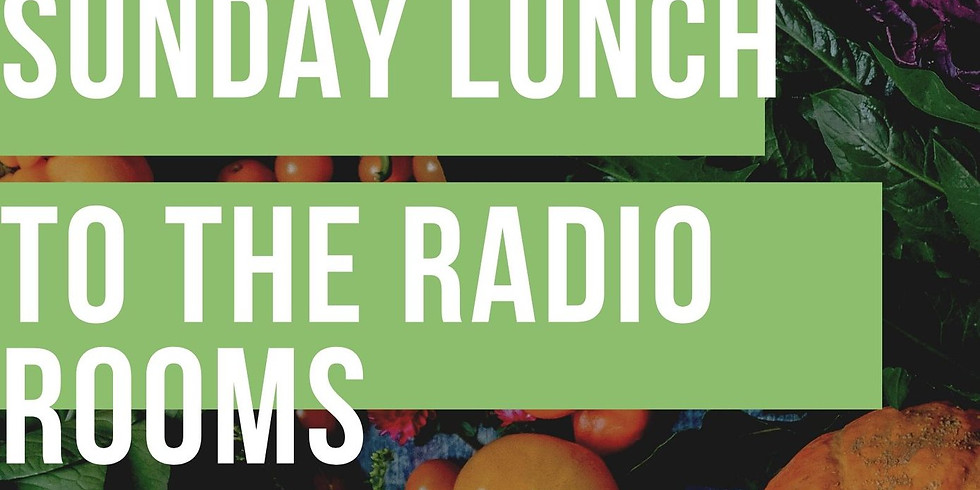 NSK Sunday Lunch at The Radio Rooms