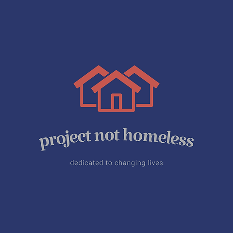Project not Homeless logo