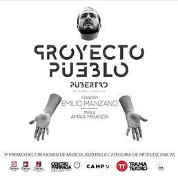Proyecto Pueblo. Pubertad
