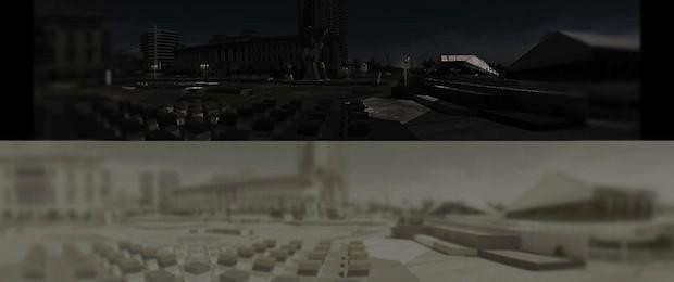 Vision nocturne du chat versus homme - Source : https://www.konbini.com/fr/3-0/chats-yeux/