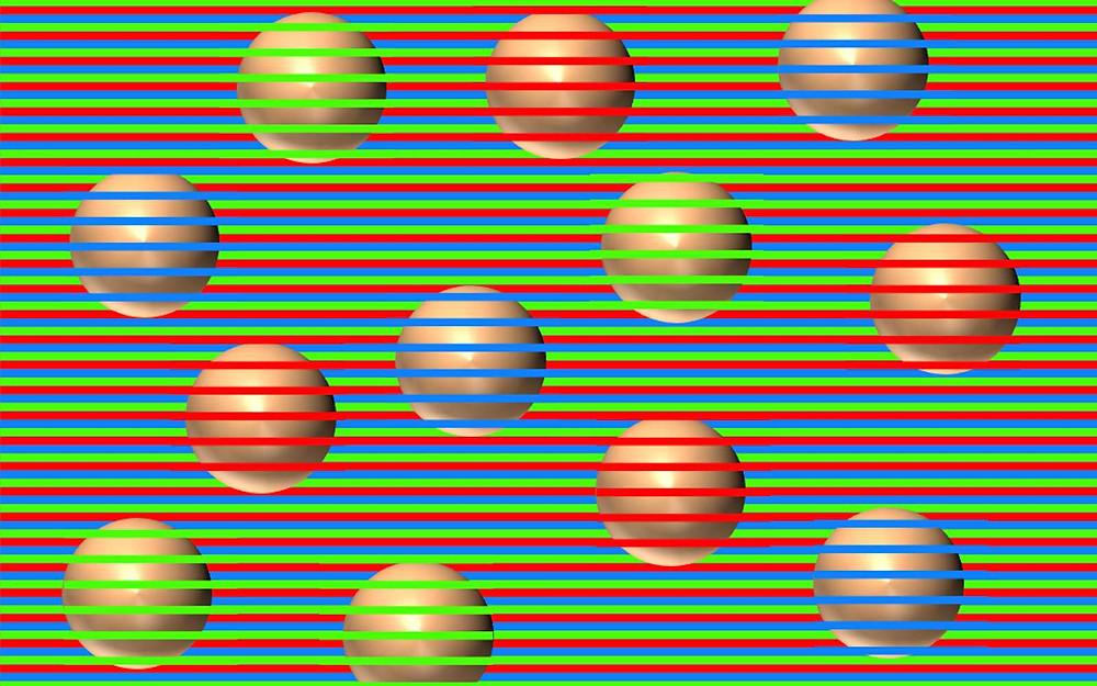 Illusion de Munker - Source Futura Sciences