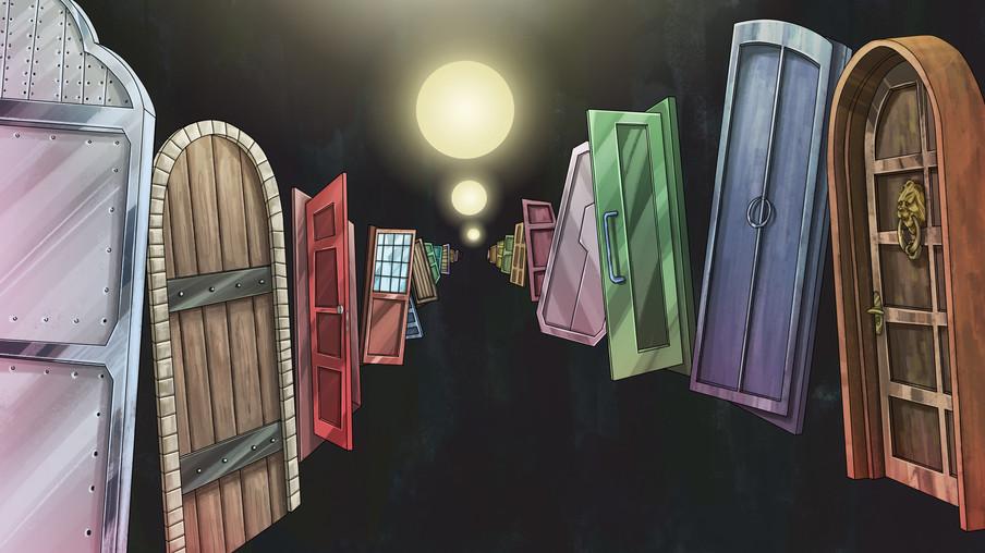 The Asylum Doors