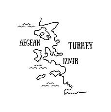 トルコ地図