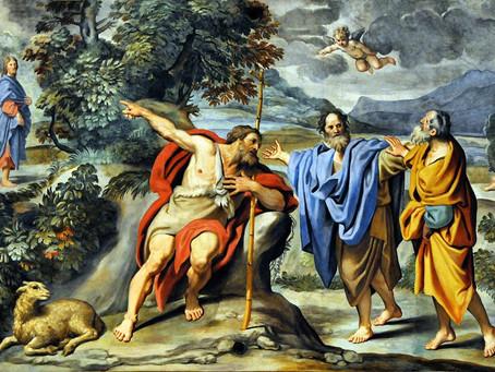 Sermon #168: The Heart of Evangelism