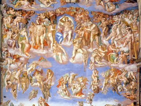 Sermon #160: Advent Rapture?