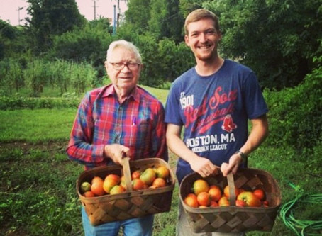The Harvest & A Labor Shortage