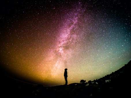 The Cosmic Love of God