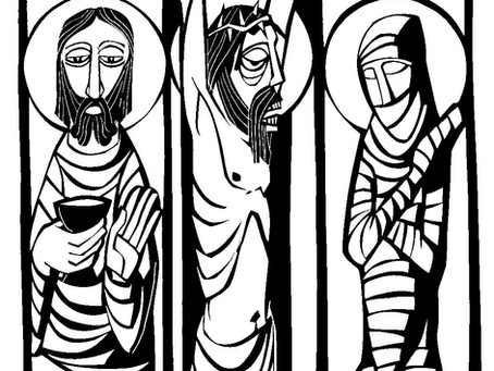 God's Love in Action: Holy Week Sermons
