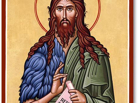 Sermon #161: Judah's Stump & John the Baptist