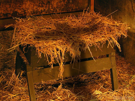 Sermon #166: The Cross at Christmas