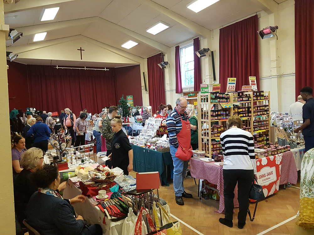 We had a super Craft Fair yesterday, so much fun , so many stalls, we had a blast - thanks everyone.