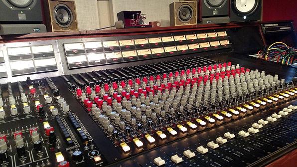 Colorado mixing studio analog Denver