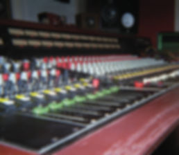 Analog Mixing Board Colorado Denver