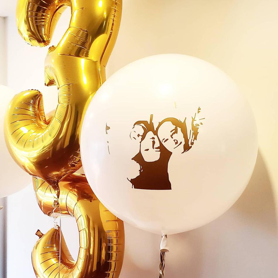 Personalized Photo Balloon