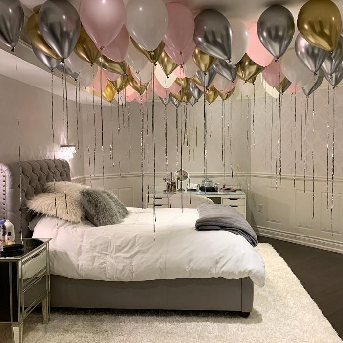 Room Ceiling balloons