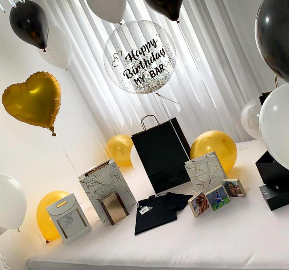 Elegant Room Balloons