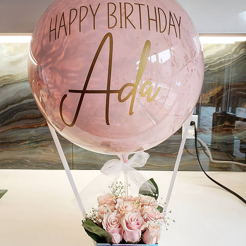 Balloon Flower Box