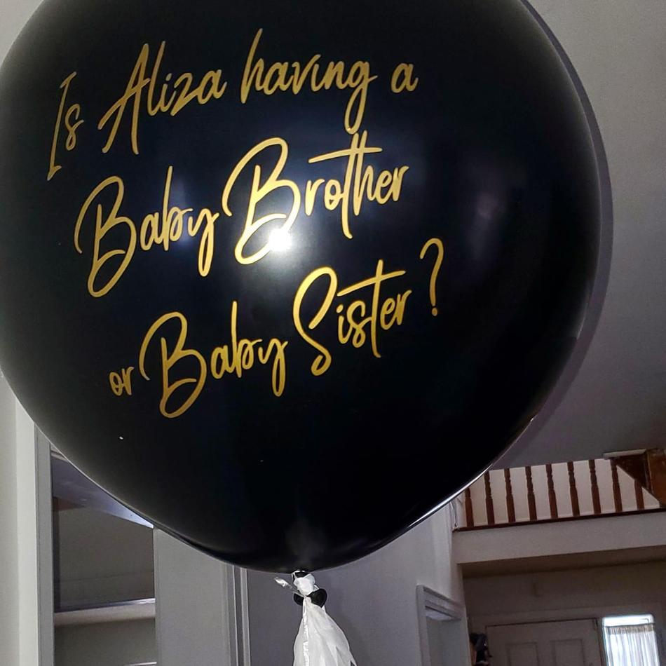 Gendre Revael Balloon