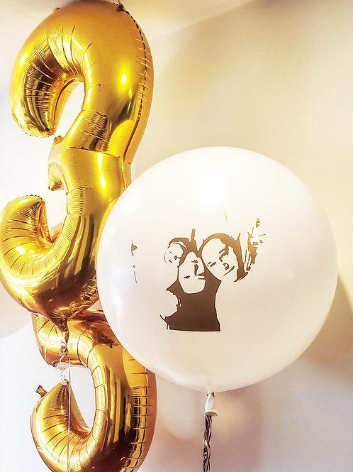 Jumbo Photo Balloon