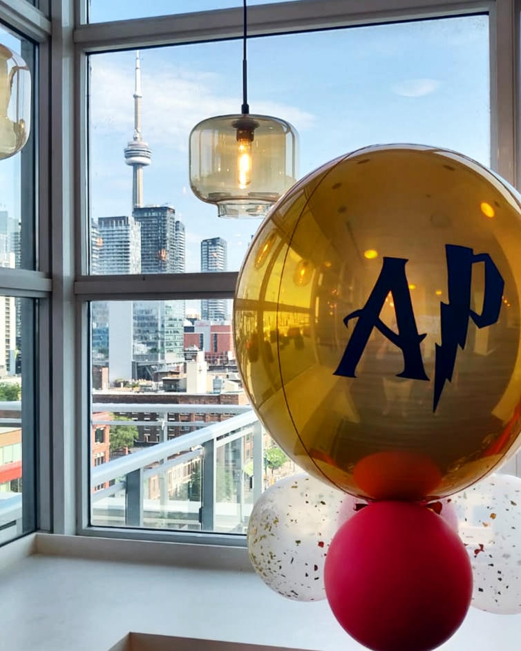 Personalized Foil Balloon