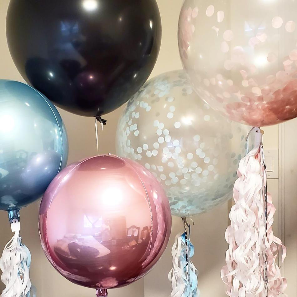 Conffeti Jumbo Balloons