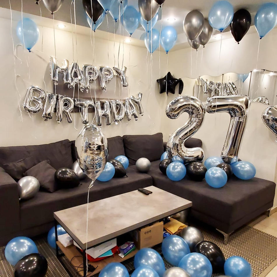 Full Room Balloons