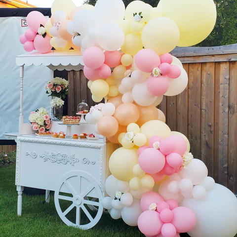 Sweet Cart and Balloon Galand