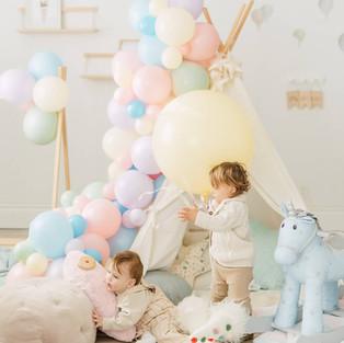 Teepee Tent Balloons