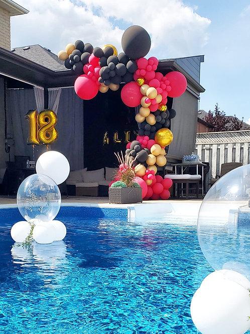 14ft Balloon Garland