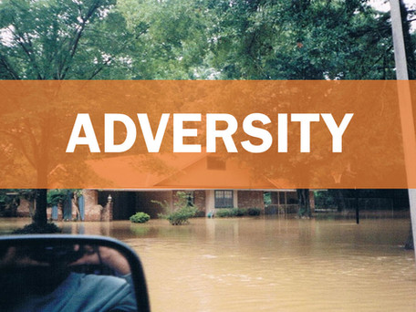 Day 16 In the Midst of Adversity