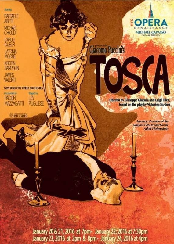 Tosca Andy Danish