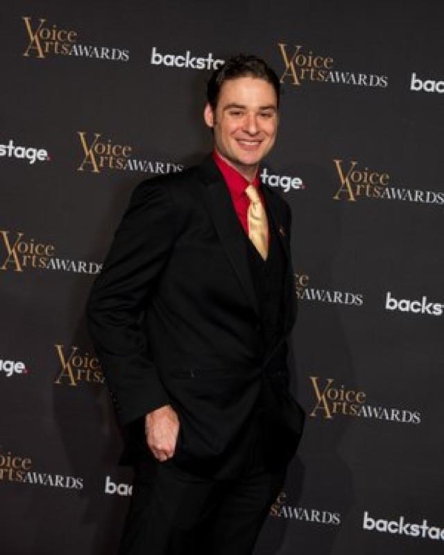 Andy Danish Voice Arts Awards
